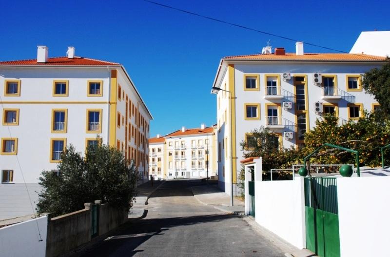 Residential Building Horta dos Clérigos