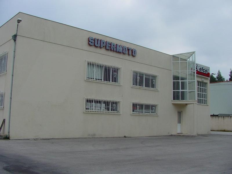 Warehouse and Workshop Building