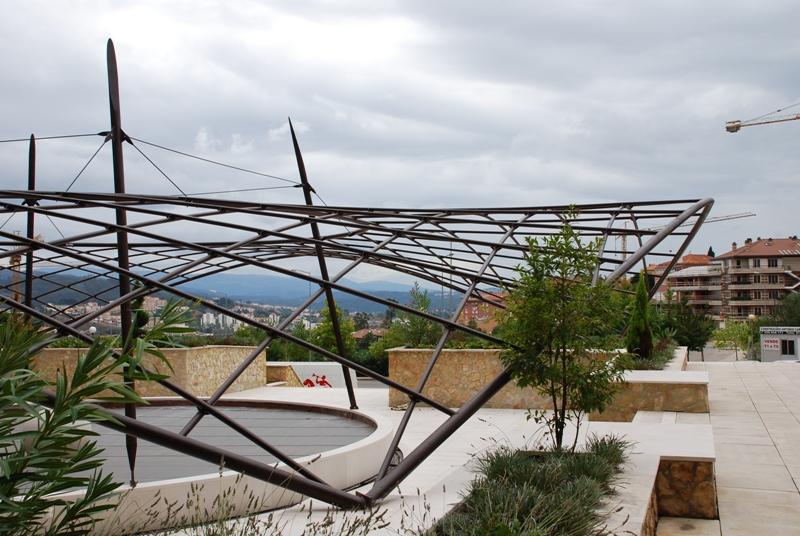 Pérgola Quinta de São Jerónimo