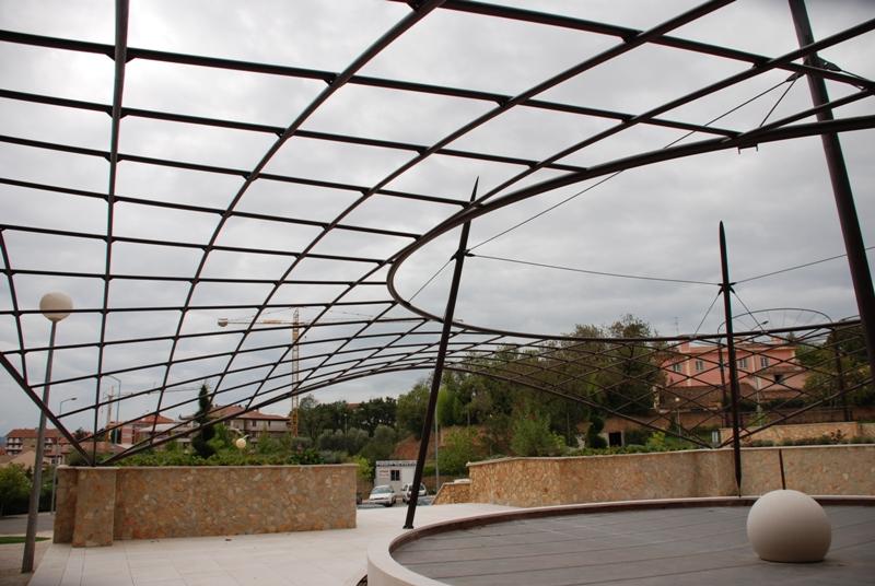 Quinta de São Jerónimo Pergola