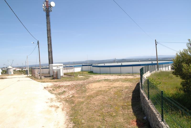 Reservatório de Água da Fazarga