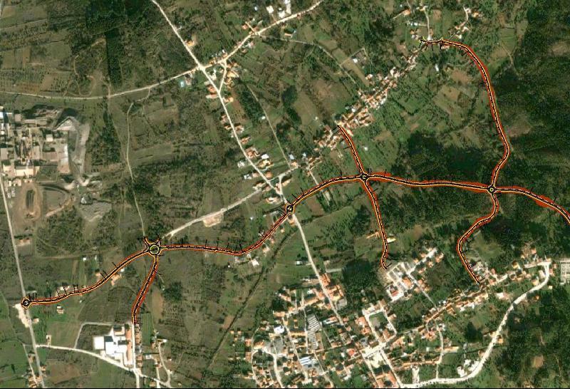 Circular Norte de Avelar