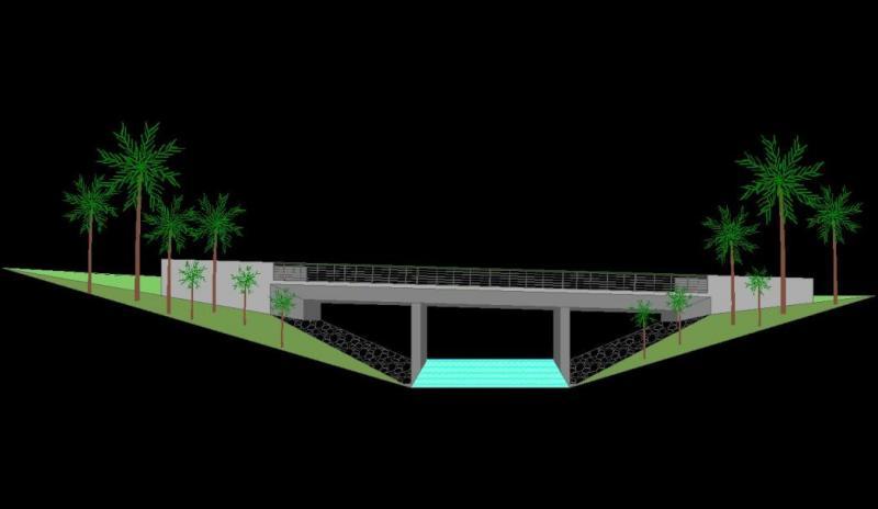 Viaduc à Angola