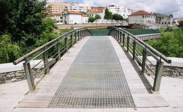 Pontes Sobre Rio Fervença