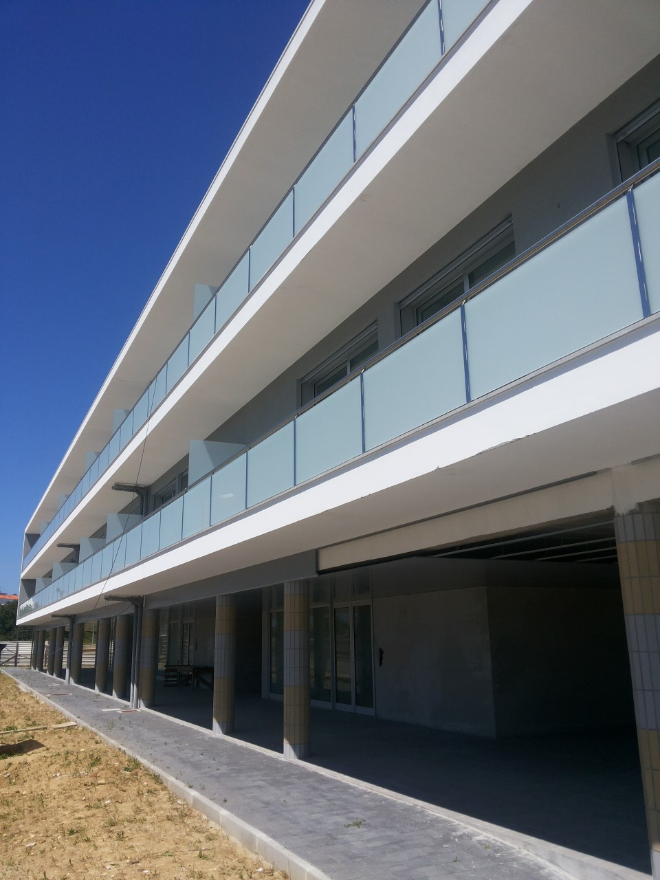 Residential Buildings Pessegueiros