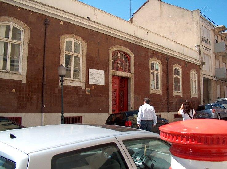 Edifício em Lisboa