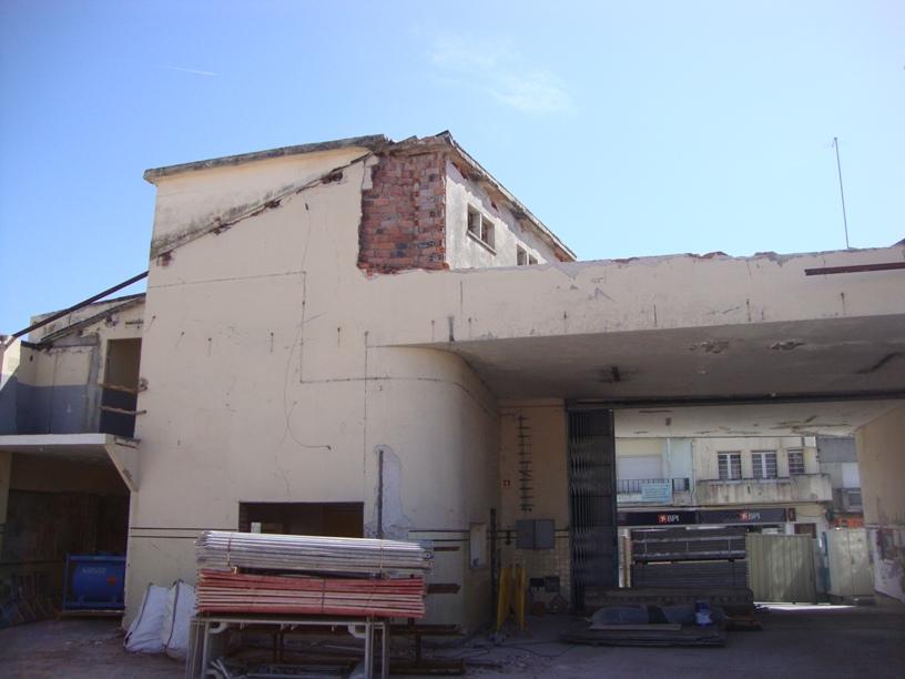 Edifício em Nazaré