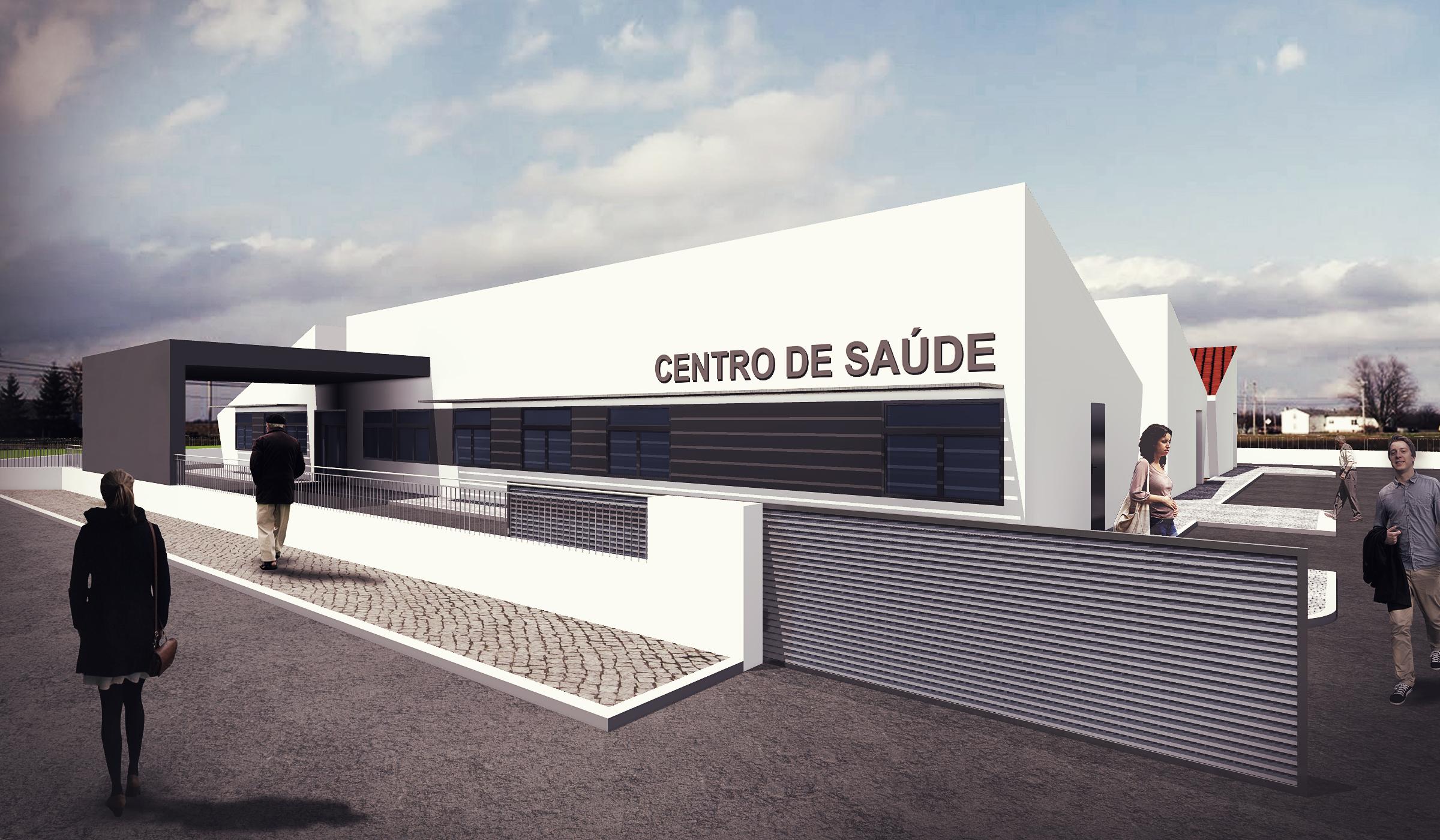 O Projeto de Arquitectura e Especialidade da Central Projectos dará à Pampilhosa da Serra um novo Centro de Saúde