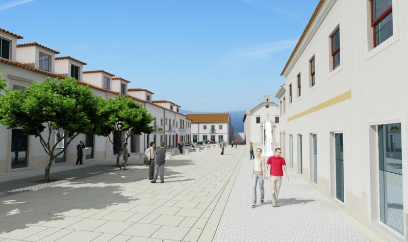 Requalificação Urbana da Vila de Ansião