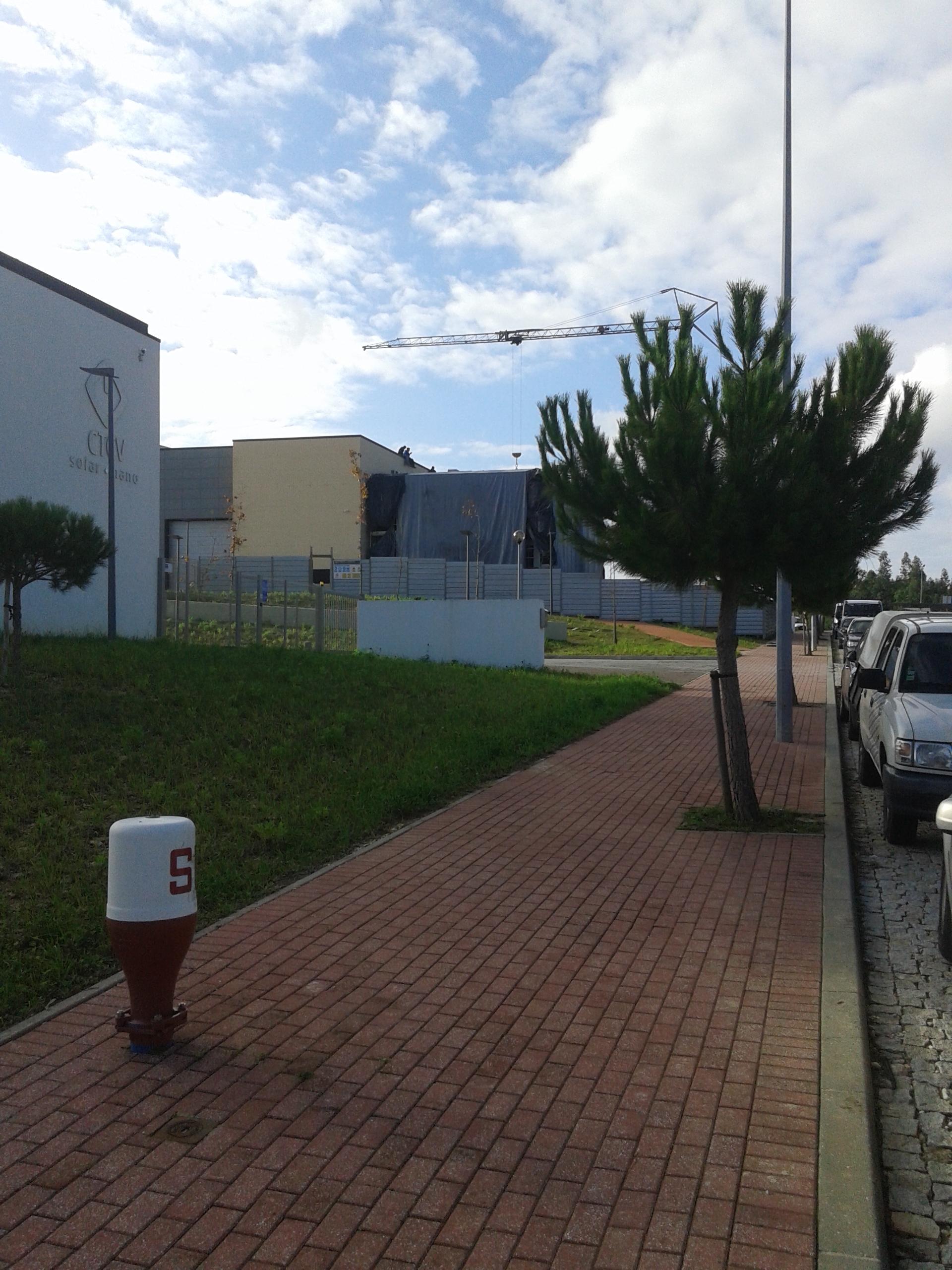 Ampliação do Edificio CTCV - Centro Tecnológico da Cerâmica e do Vidro