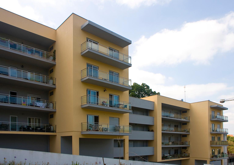 Edifícios de Habitação Santo António dos Olivais