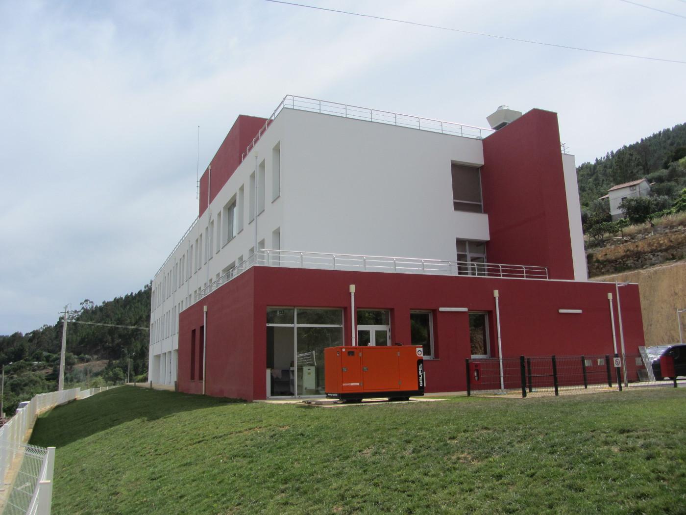 Inauguração Lar de Dornelas