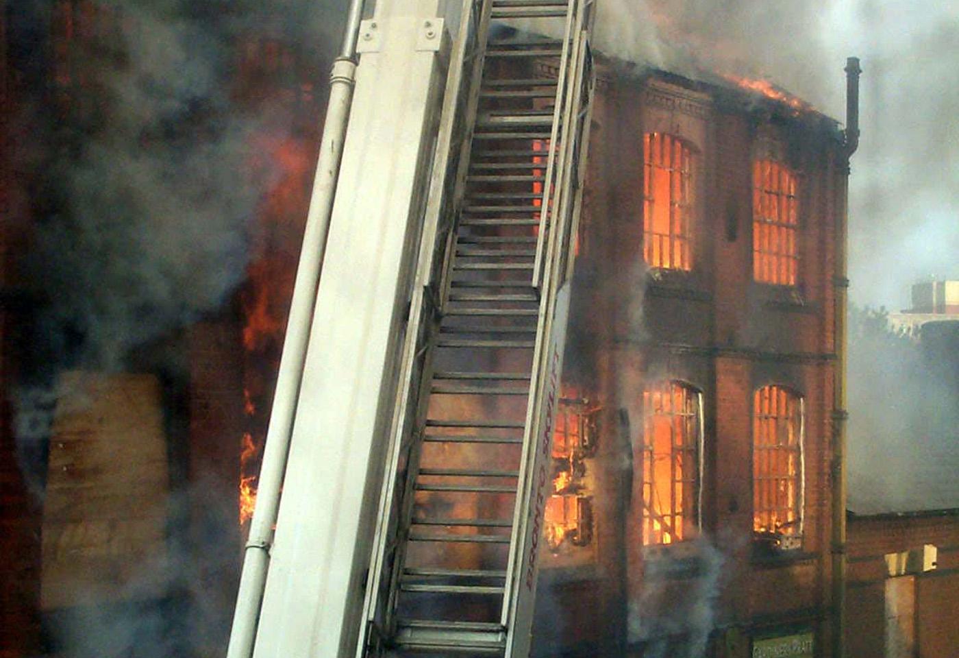 Medidas de Autoproteção Diminuem Riscos de Incêndio Urbano