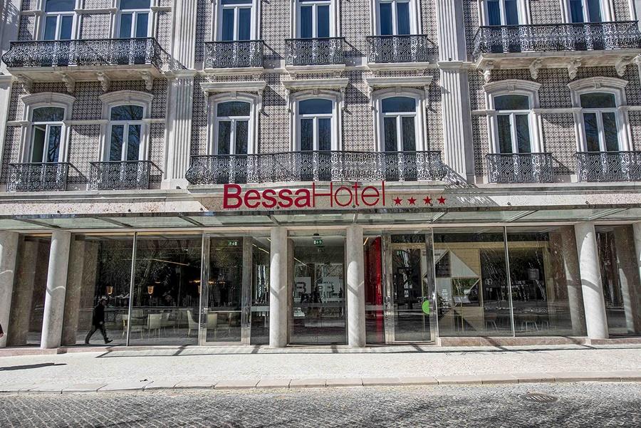 Projeto de estruturas e especialidades da Central Projectos no Bessa Hotel da Avenida da Liberdade