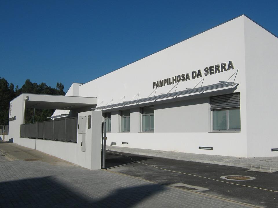 Inauguração do Centro de Saúde em Pampilhosa da Serra