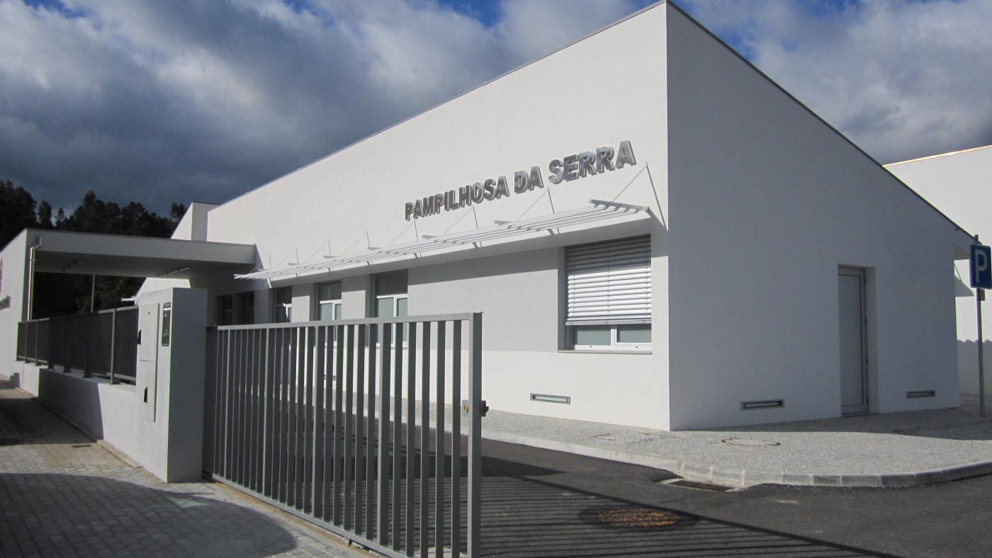 Centro de Saúde em Pampilhosa da Serra