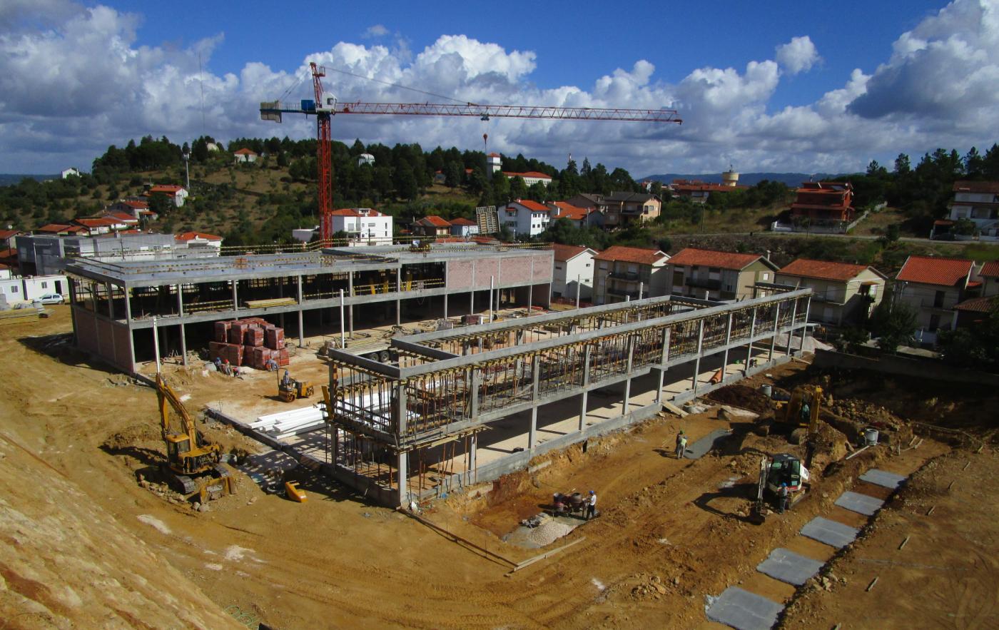 A Fiscalização Central Projectos continua a bom ritmo