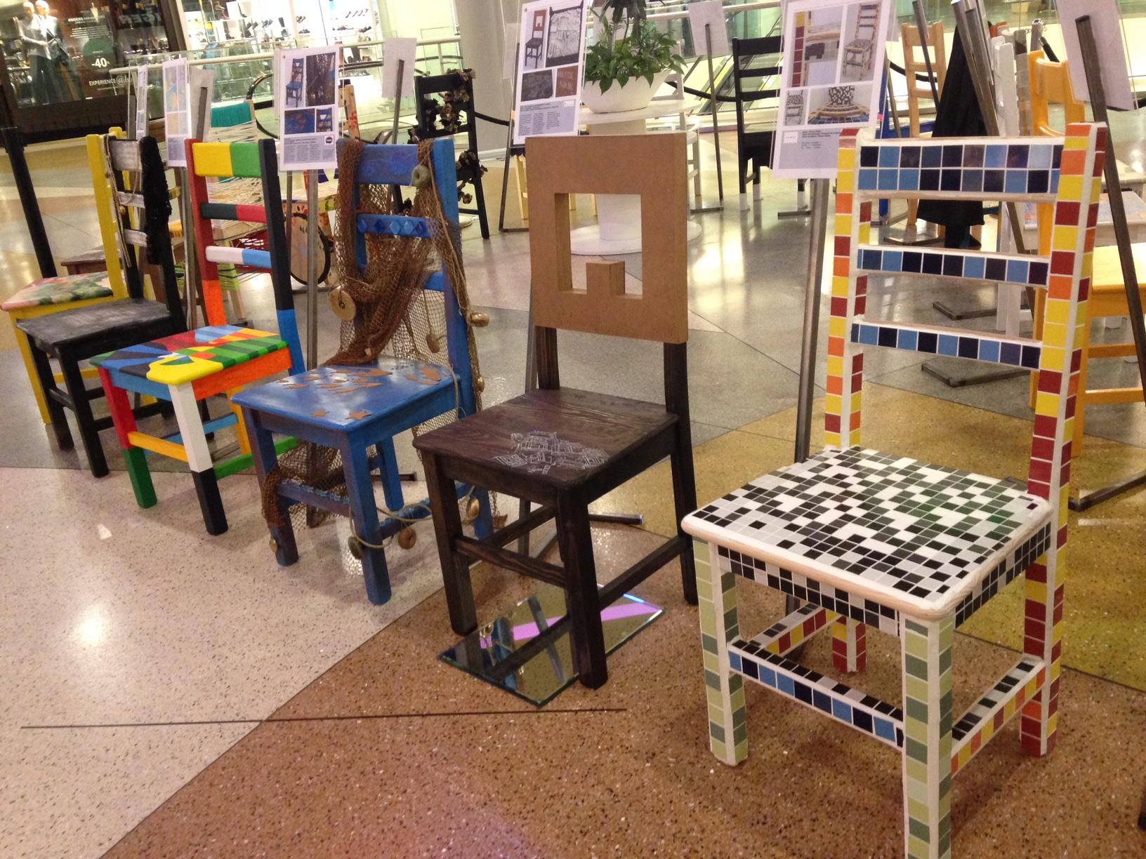 Diretor da Central Projectos cria cadeira para leilão que assinala meio século da Matobra