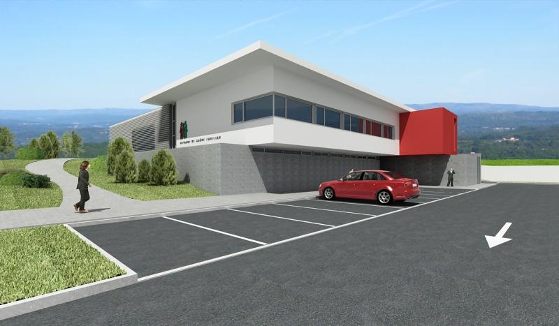 Centro de Saúde de Abraveses