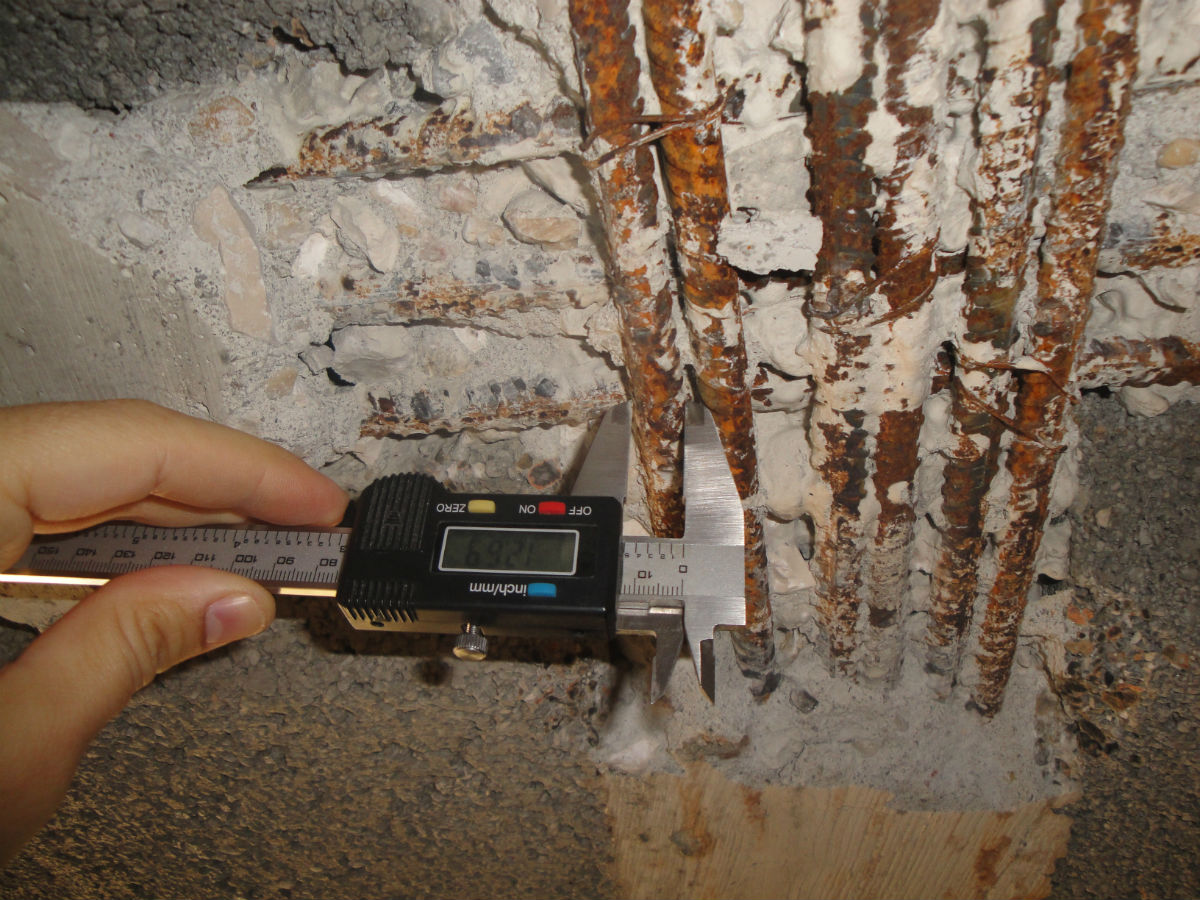 Laboratório de Estruturas da Central Projectos inspecionou um hotel em Porto de Mós