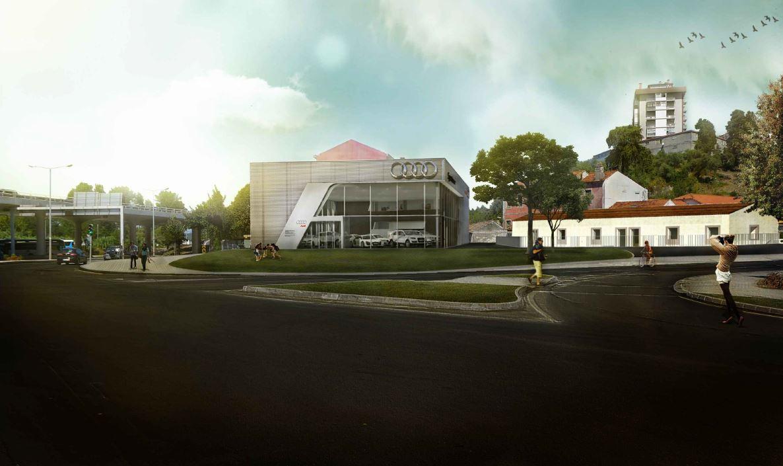 Central Projectos responsável pelo projeto de engenharia do novo edifício da Sportmaran