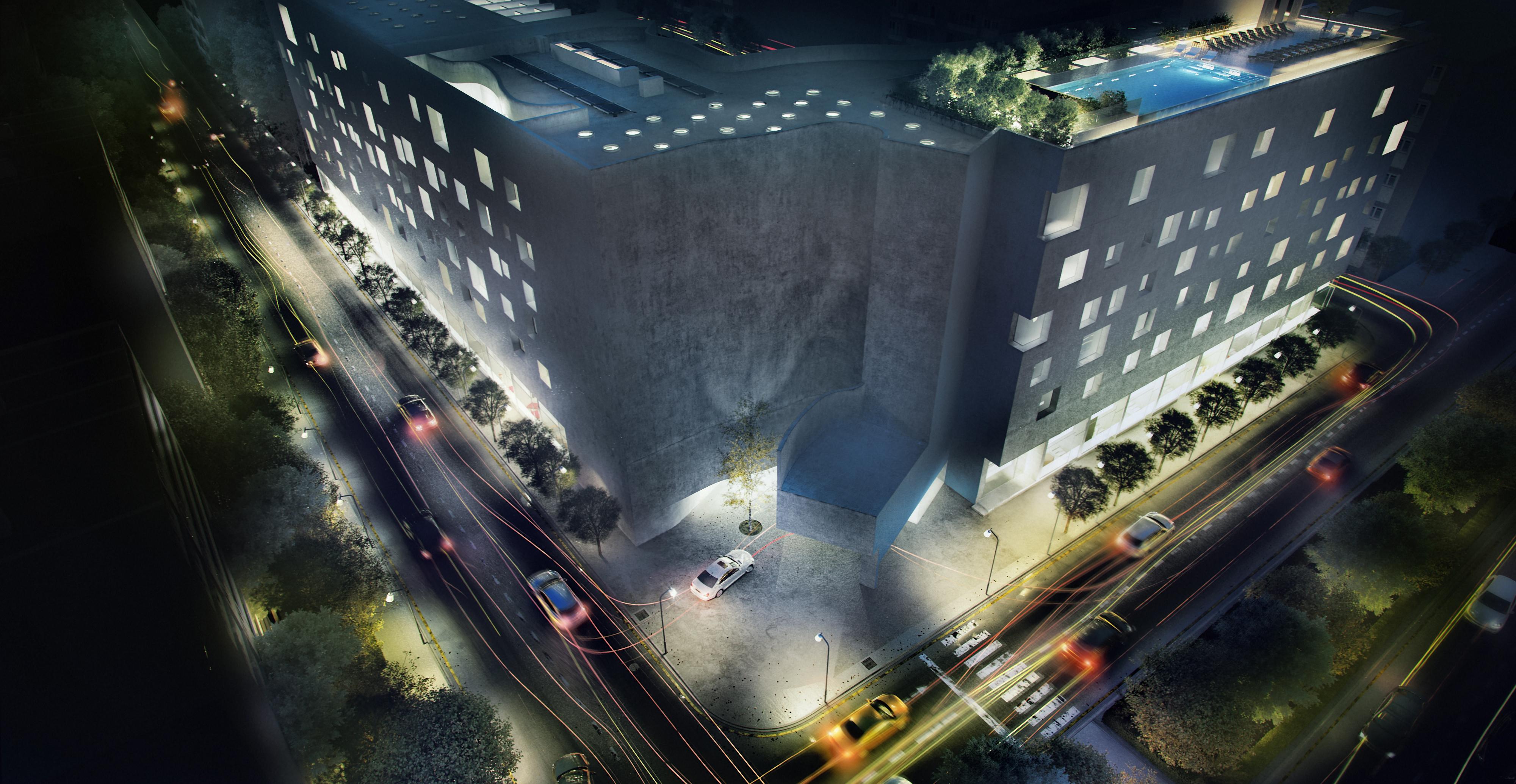 Central Projectos realiza projeto de um hotel em Moçambique