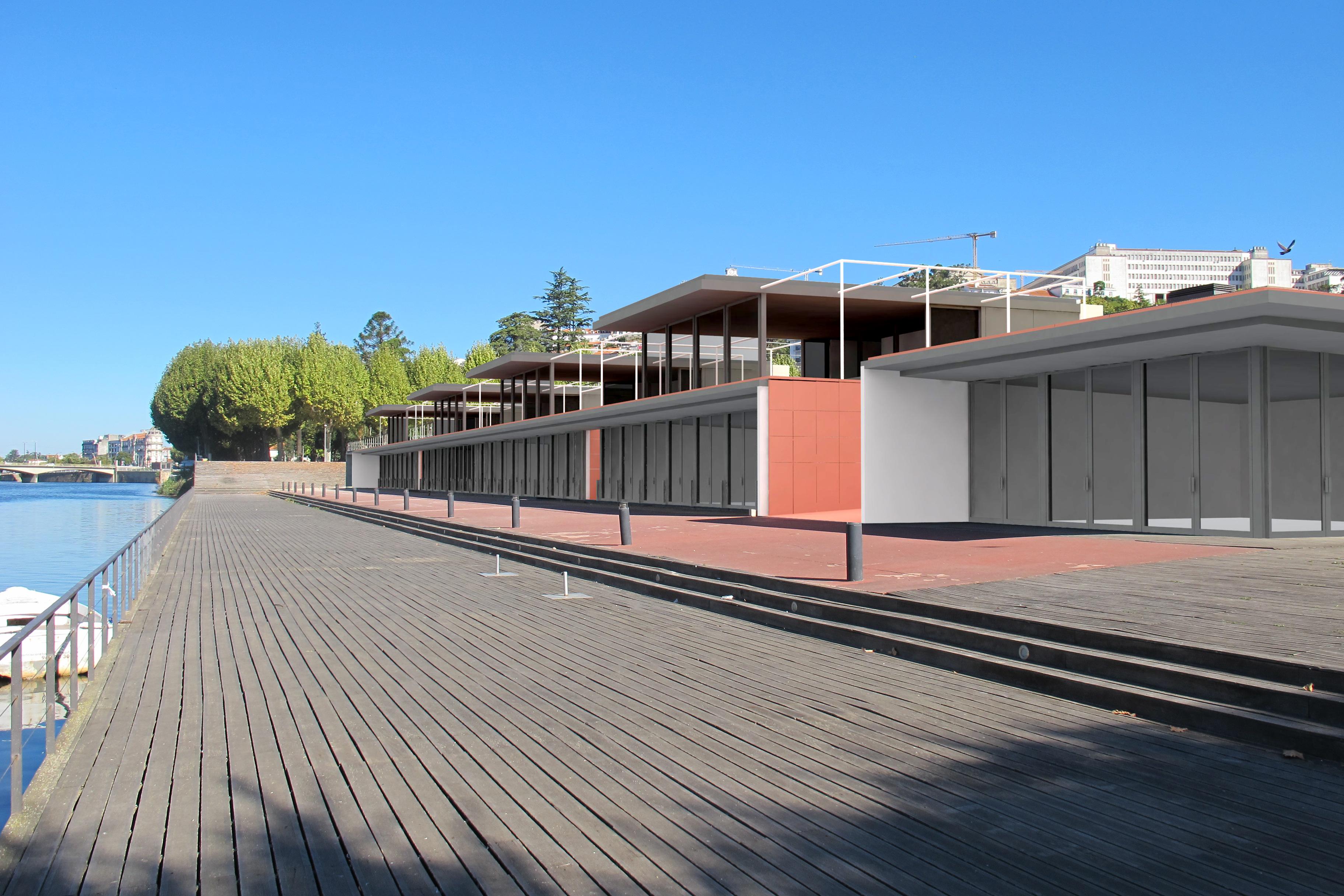 Município de Coimbra amplia as unidades de restauração no Parque Verde