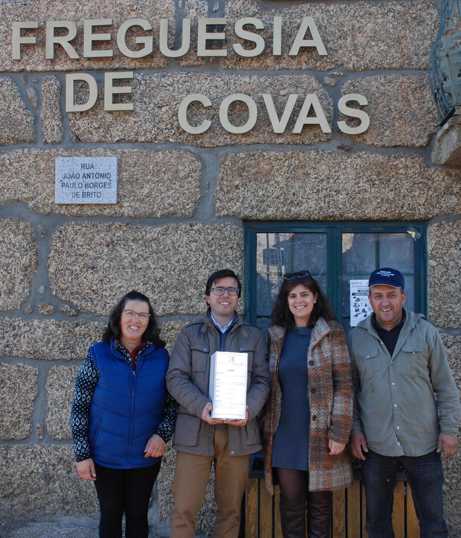 Central Projectos solidária com os municípios afetados pelos incêndios