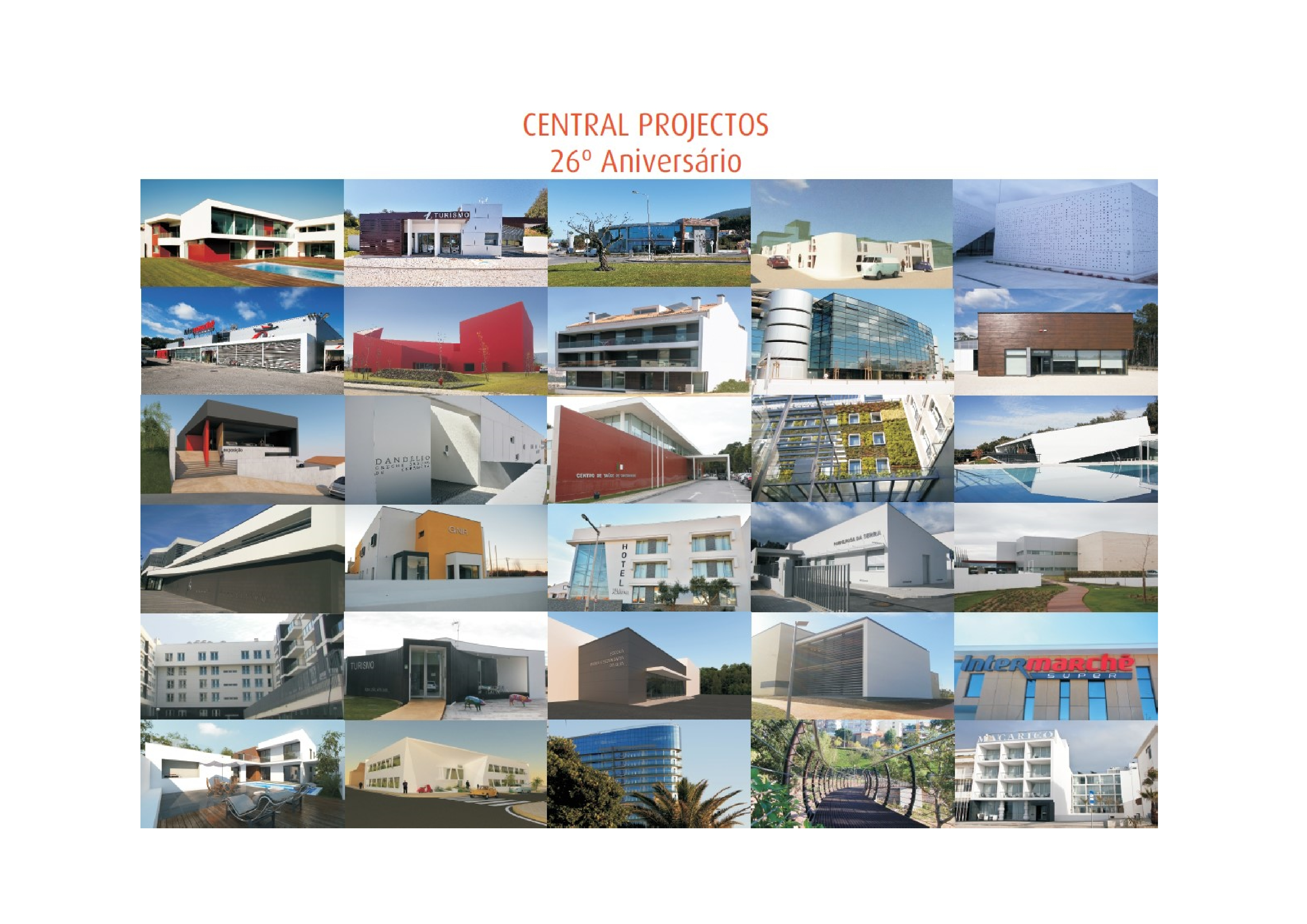 26º Aniversário da Central Projectos
