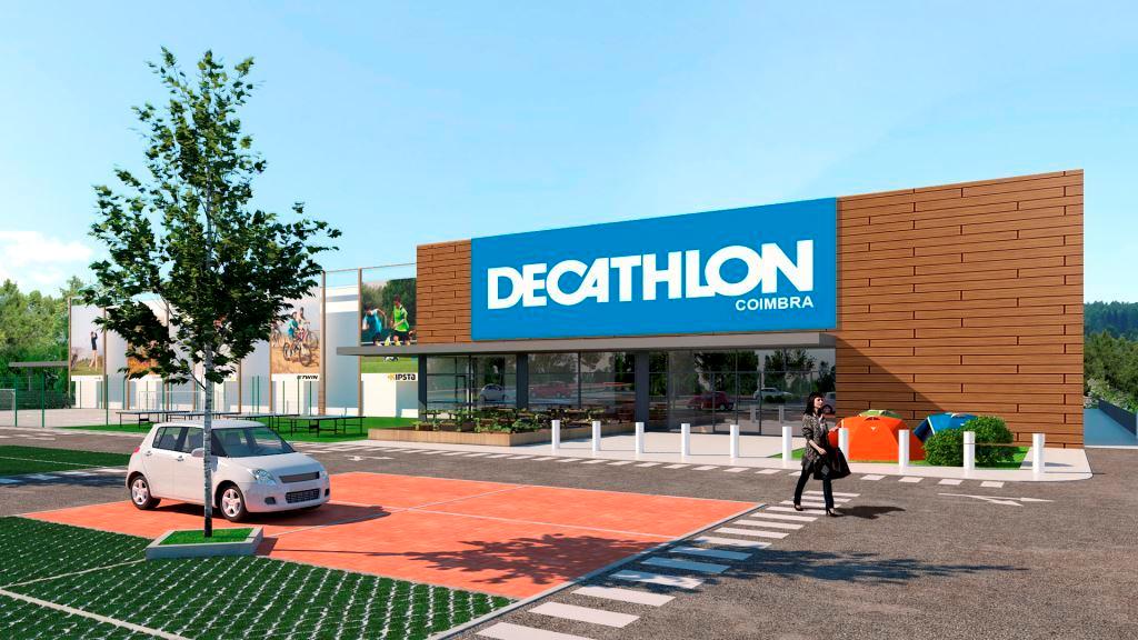 Nova Loja da Decathlon em Coimbra
