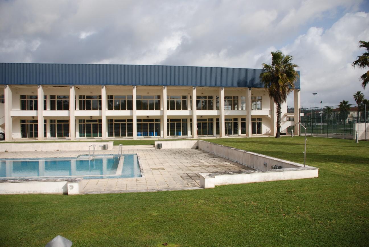 Reabilitação da Piscina Municipal de Vila Nova de Poiares