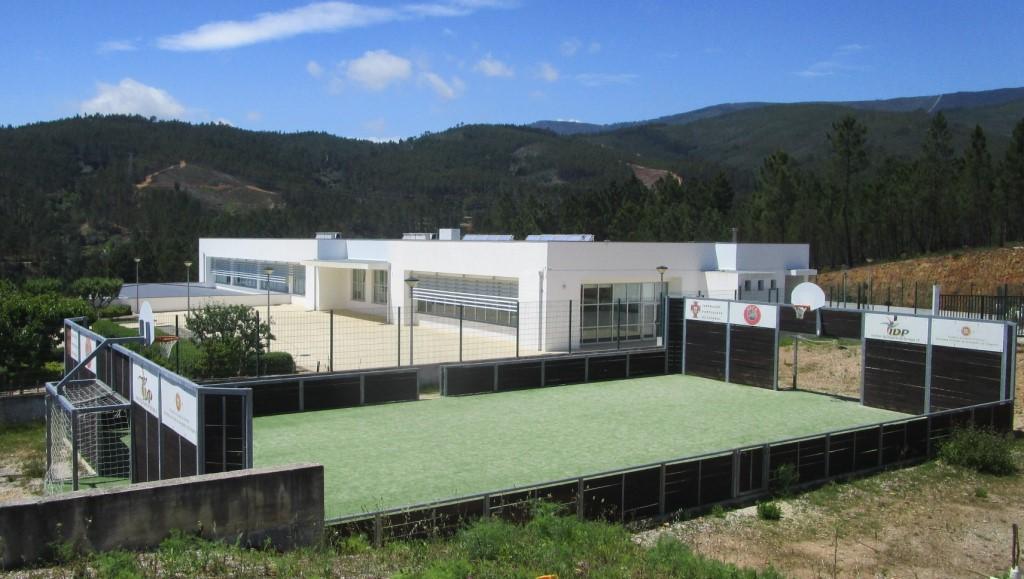 Medidas de Autoproteção do Centro Educativo de Dornelas do Zêzere